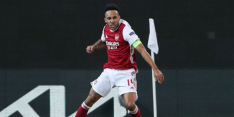 Arsenal ontsnapt na blunder Ceballos aan uitschakeling