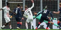 Leicester en Brugge uitgeschakeld, Milan wel door