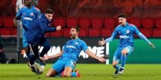 Late treffer doet strijdend PSV de das om tegen Olympiakos