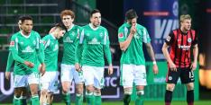 Werder Bremen brengt fraaie reeks Eintracht ten einde