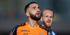 El Azzouzi kan Volendam niet weer behoeden voor puntenverlies