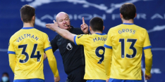 Nederlaag Veltman na gemiste penalty's en bizar VAR-moment