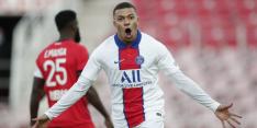PSG herpakt zich en haalt uit tegen hekkensluiter Dijon