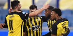 Vitesse eindigt dramareeks met ruime zege op VVV