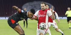 Basisplaats Blind meevaller voor Ajax, Ihattaren ontbreekt bij PSV