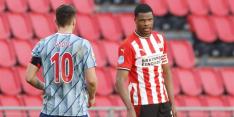 'Ajax doet aangifte na actie PSV-fans richting Tadic bij spelersbus'