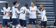 Bale is back en geeft Mourinho weer eens reden tot lachen