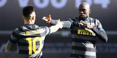 Inter verstevigt na razendsnelle goal Lukaku koppositie in Serie A