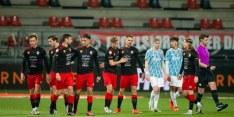 Excelsior rekent al voor rust af met Jong Ajax