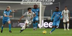 Juventus wint eenvoudig van Spezia, mijlpaal Ronaldo