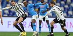 Veelbesproken duel tussen Juventus en Napoli alsnog ingepland