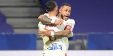 Memphis draagt met assist bij aan waardevolle winst Lyon
