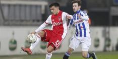 """Martínez denkt nog niet aan Ajax-vertrek: """"Dat zou slecht zijn"""""""