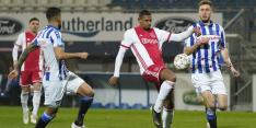 """Ten Hag over 'hongerig Ajax': """"Heb genoten van ons spel"""""""