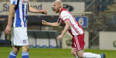 Ajax simpel naar bekerfinale na zege in Friesland