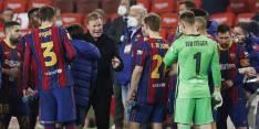 'Barça distantieert zich van VAR-woede Koeman'