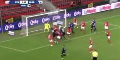 Video: de af-, goed- en toch weer afgekeurde Club Brugge-goal