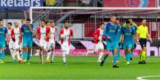 Emmen pakt punt en redt blunderende Verrips met late penalty