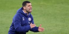 Schalke-trainer Grammozis debuteert met gelijkspel