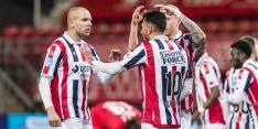 Willem II knokt zich naar gelijkspel tegen matig Twente