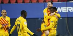 Barça kan na zakelijke uitzege rustig achterover leunen