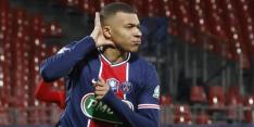 """Van Persie speelde tegen Mbappé: """"Het was bizar goed"""""""