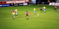 De beelden: FC Utrecht krijgt in extremis discutabele strafschop