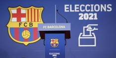 Video: ook Messi brengt stem uit bij presidentsverkiezingen