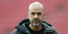 Bosz vreest na nieuwe tegenslag niet voor ontslag bij Leverkusen
