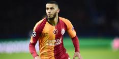 Galatasaray-speler Belhanda ontslagen na kritiek op grasmat
