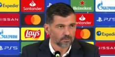Video: journalisten hebben coach stuntend Porto niks te vragen