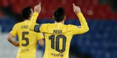 Messi staat voor record: met dezen speelde hij het vaakst samen