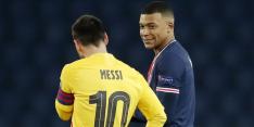Di María spreekt andermaal wens uit om met Messi te spelen