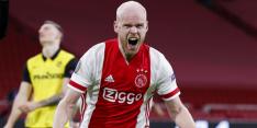 Ajax op koers voor EL-zege: 'Young Boys fungeerde als speelbal'