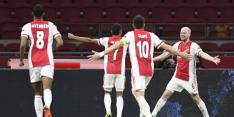 Zwitserse media lyrisch: 'Ajax heel ander niveau dan Leverkusen'