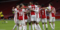 'Ajax gaf vorig seizoen 33 miljoen euro uit aan zaakwaarnemers'