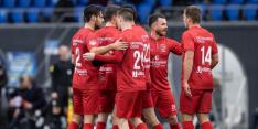 Almere City voert druk op met zege op FC Eindhoven