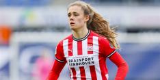 PSV Vrouwen wint ruim en neemt koppositie over van Ajax