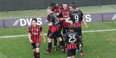 Hoe Eintracht zich na degradatienood in de top meldde