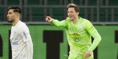 Bayern blijft op titelkoers, Weghorst scoort weer