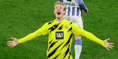 Dortmund blijft in race voor CL na wereldgoal Brandt