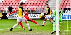 Vitesse dankzij Darfalou na rust langs Utrecht