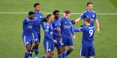 Leicester duwt Sheffield met grote zege dieper in de problemen