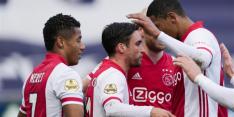 """Ten Hag kritisch op winnend Ajax: """"Dit moet gewoon 0-5 worden"""""""