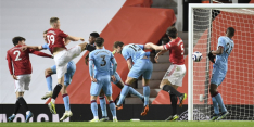 Manchester United zet grote stap richting Champions League