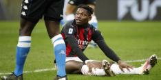 AC Milan kan na nederlaag titelambities in ijskast zetten
