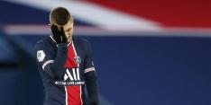 Verratti mist clash met Bayern München na positieve test