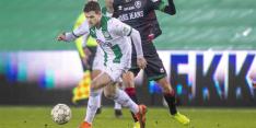 'Groninger Gudmundsson in belangstelling topclubs'