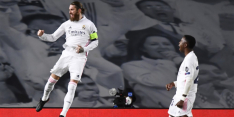 Prachtige vrije trap slechts eretreffer voor Atalanta tegen Real
