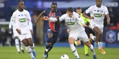 Focus Lille kan op Ligue 1 na bekernederlaag bij PSG